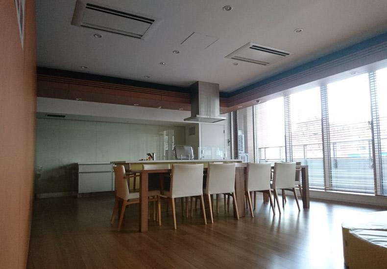 パークシティ武蔵小杉ザグランドウイングタワー コミュニティプラザ イメージ