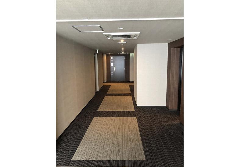 ザ・山王タワー 内廊下 イメージ