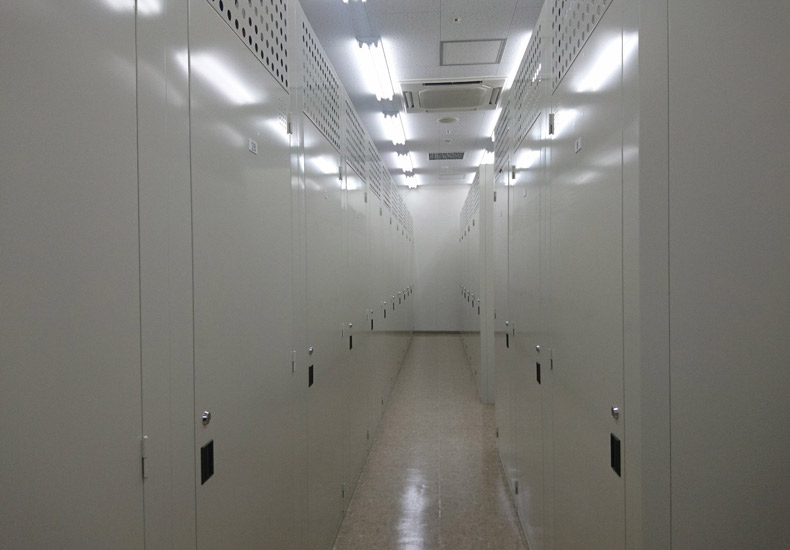 パークシティ武蔵小杉ザグランドウイングタワー トランクルーム イメージ