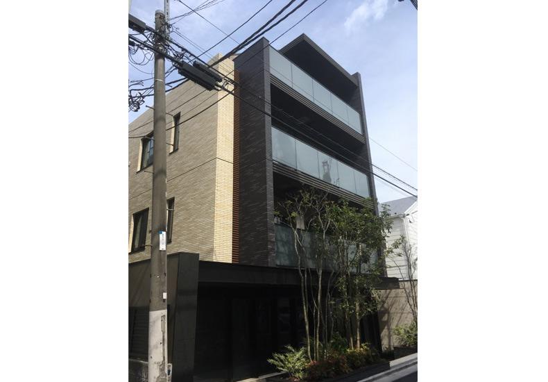 オープンレジデンシア表参道神宮前ザ・ハウス 外観 イメージ