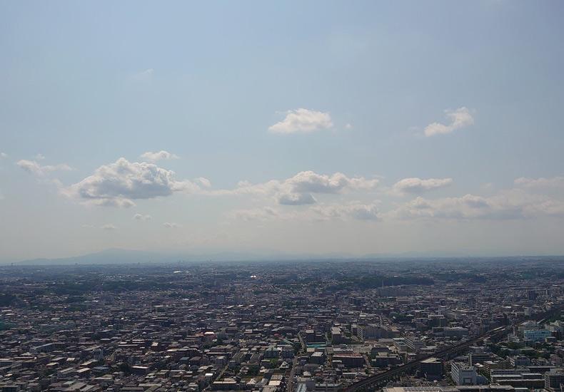 パークシティ武蔵小杉ザガーデンタワーズ ウエスト 眺望 イメージ