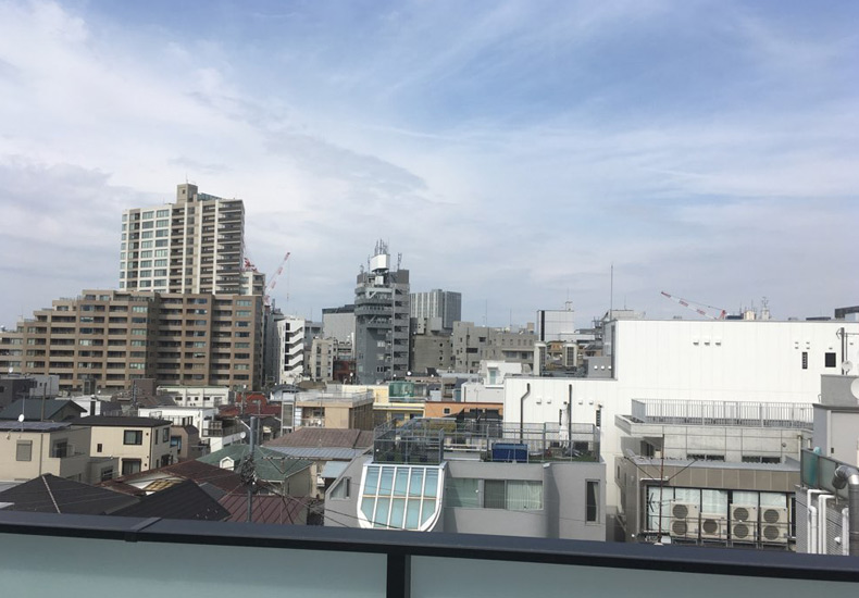 オープンレジデンシア表参道神宮前ザ・ハウス 眺望 イメージ