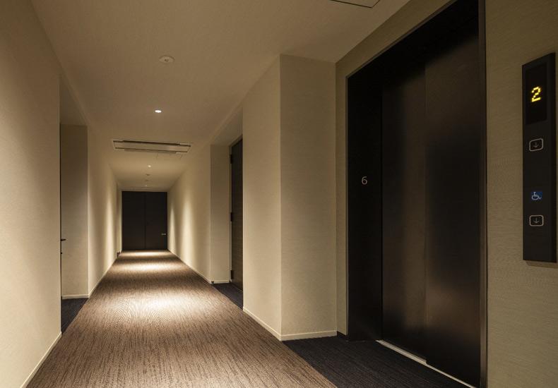 ピアース明大前 内廊下 イメージ