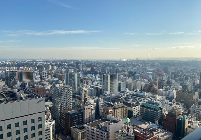 ザ・タワー横浜北仲 眺望 イメージ