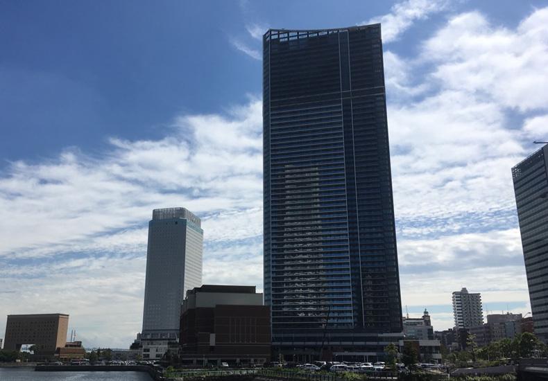 ザ・タワー横浜北仲 外観 イメージ