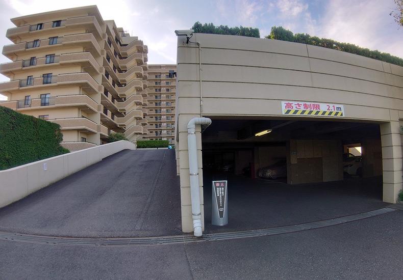 ルネ調布国領モア・クレスト 駐車場 イメージ