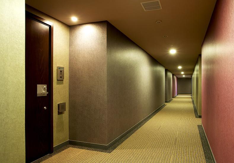 ピアースコード自由が丘 内廊下 イメージ