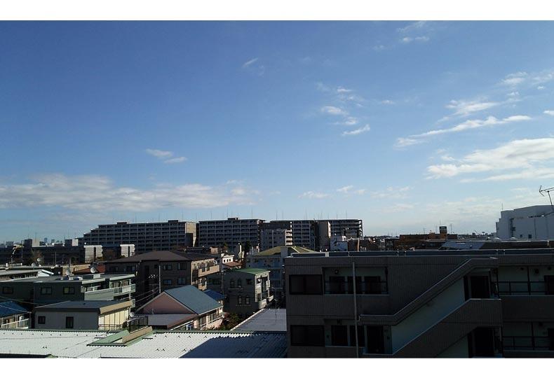 クリオ武蔵新城六番館 眺望 イメージ