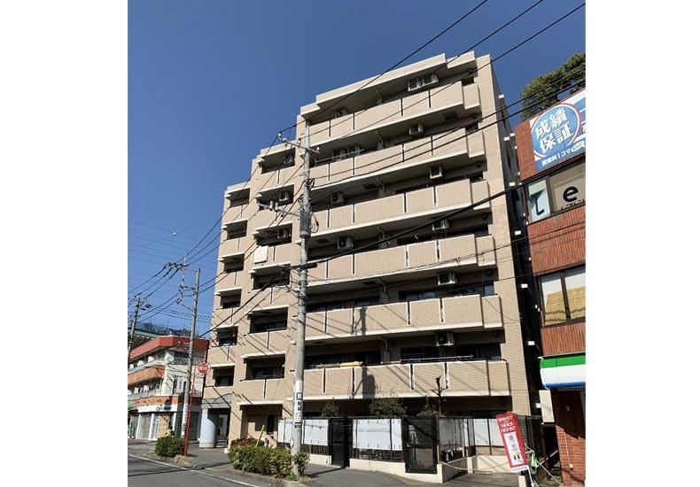 クリオ武蔵新城六番館 外観 イメージ