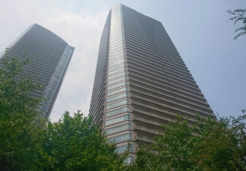 パークシティ武蔵小杉ステーションフォレストタワー 外観 イメージ