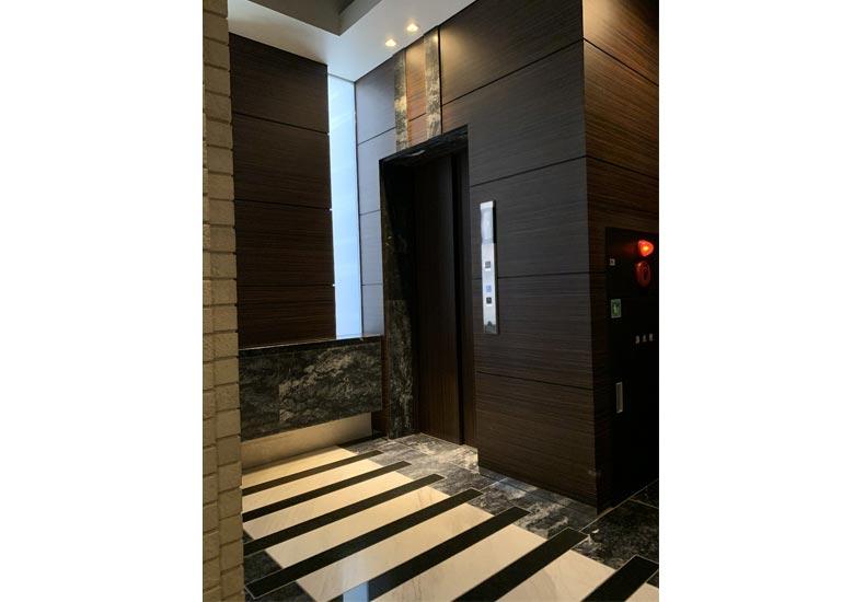 ラ・フォルム目黒原町 エレベーター イメージ
