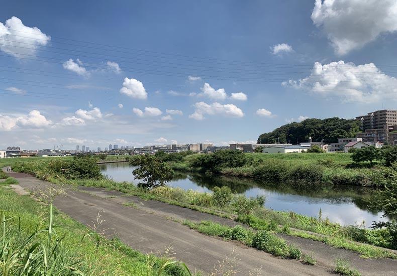 クレッセント大倉山西 鶴見川 イメージ