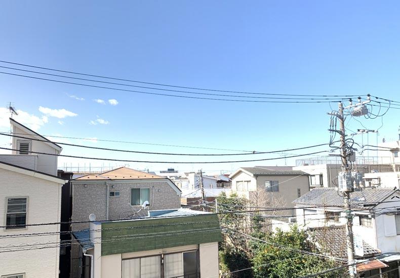 ラ・フォルム目黒原町 眺望 イメージ