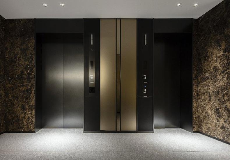 ディアナコート文京本郷台 エレベーターホール イメージ