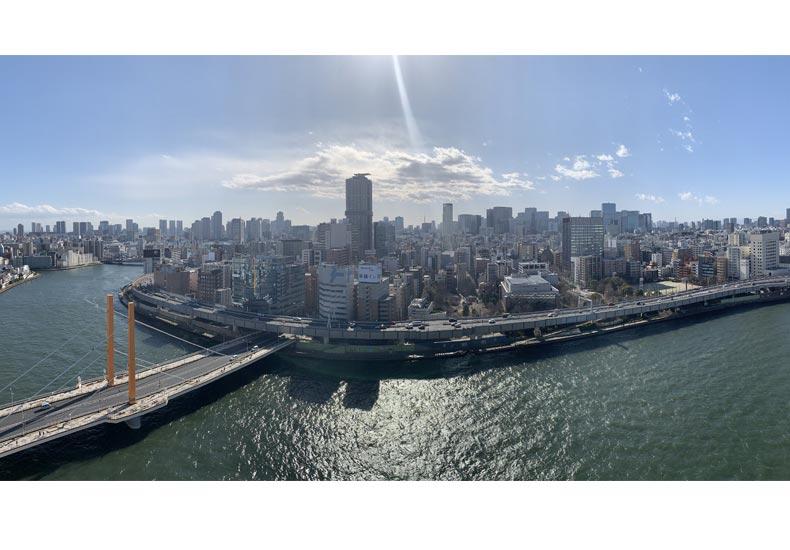 クレッセント東京ヴュータワー 眺望 イメージ