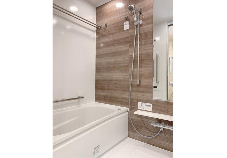 パークコート南麻布 浴室 イメージ