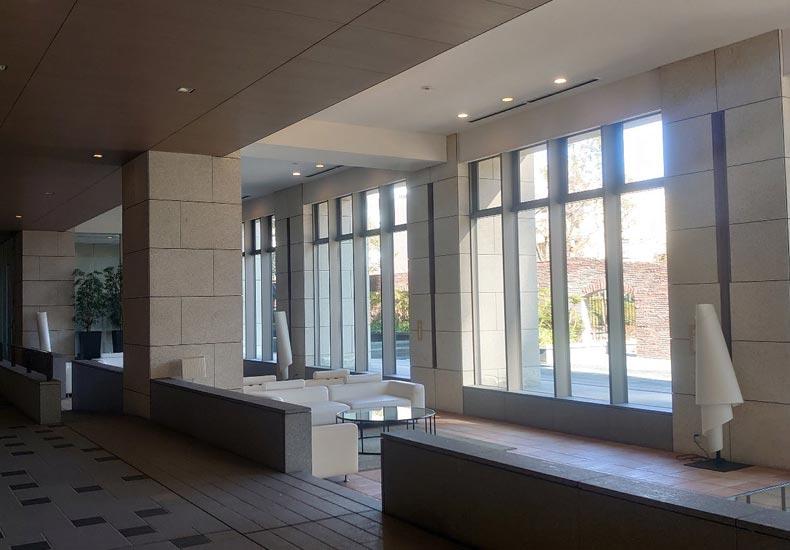 パークシティ武蔵小杉ステーションフォレストタワー ラウンジ イメージ