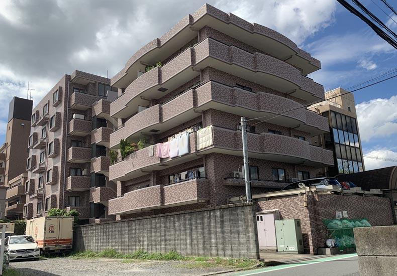 クレッセント大倉山西 外観 イメージ