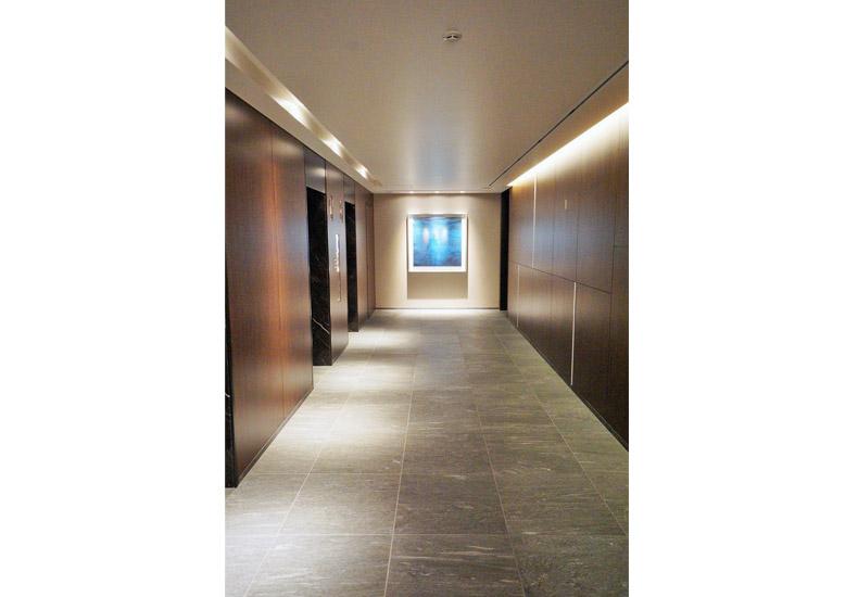 ブリリアタワー代々木公園クラッシィ エレベーターホール イメージ