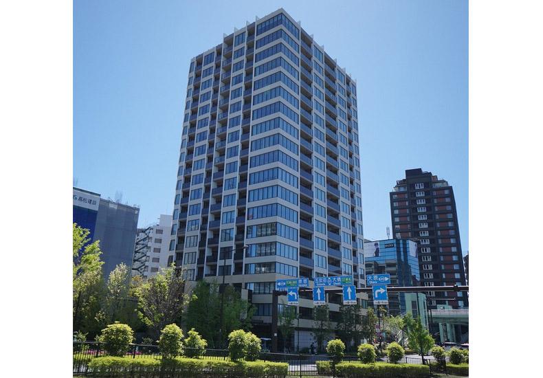 ブリリアタワー代々木公園クラッシィ 外観 イメージ