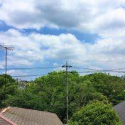 アールブラン新百合ヶ丘寝室バルコニーからの眺望サムネイル