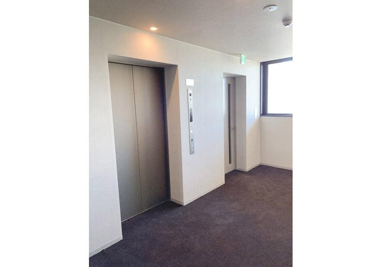 パークコート南麻布 エレベーター イメージ