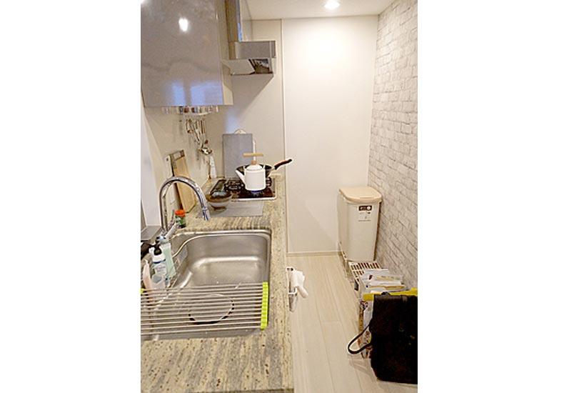 イニシアイオ武蔵小山 キッチン イメージ