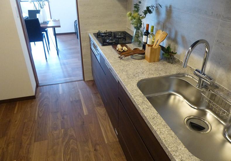 ディアナコート大岡山  キッチン イメージ