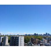 ブリリアタワー代々木公園クラッシィ眺望サムネイル
