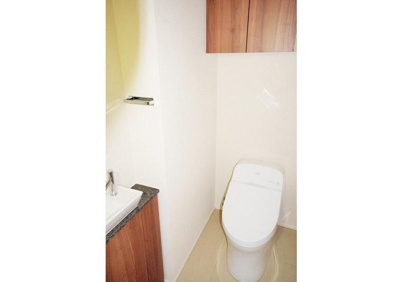 ブリリアタワー代々木公園クラッシィ トイレ イメージ