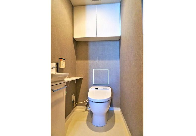 シティタワーズ豊洲・ザ・シンボル トイレ イメージ
