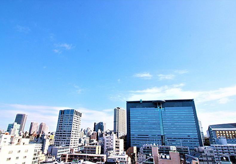 ザ・マジェスティコート目黒 眺望 イメージ