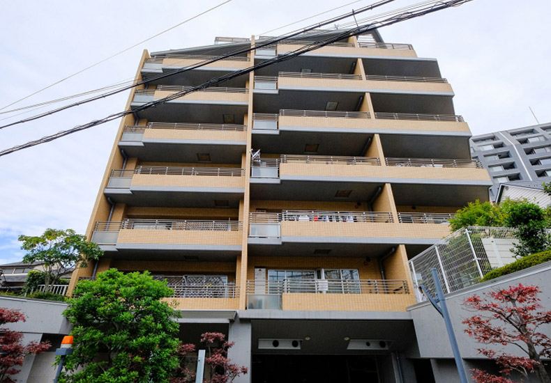 クレッセント新宿ウエストヒルズ 外観 イメージ