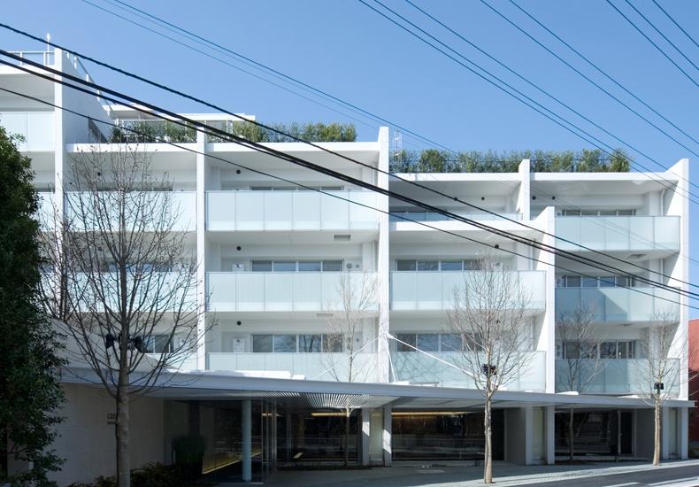 クレッセント新川崎エグゼ 外観 イメージ