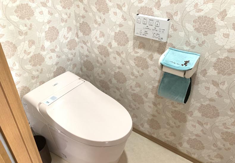 多摩川パーク・ホームズ トイレ イメージ