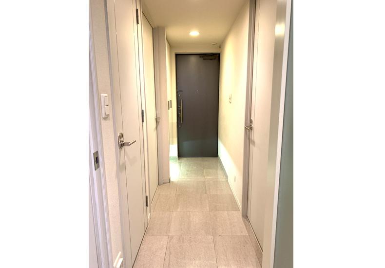 アールブラン西馬込 廊下 イメージ