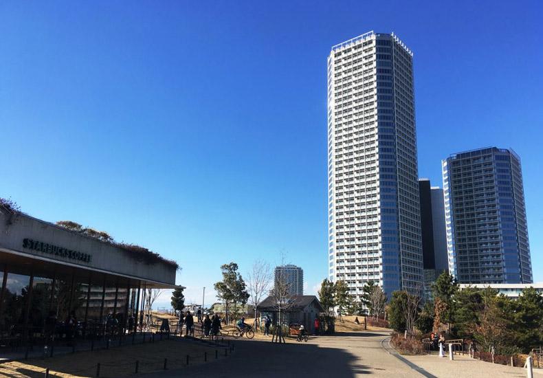 二子玉川ライズタワー&レジデンス タワーイースト スターバックスコーヒー イメージ