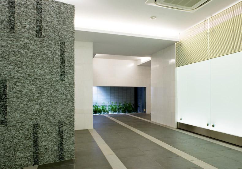 クレッセント武蔵中原IV ホール イメージ