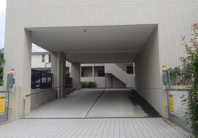 マストレジデンス世田谷代田 駐車場 イメージ