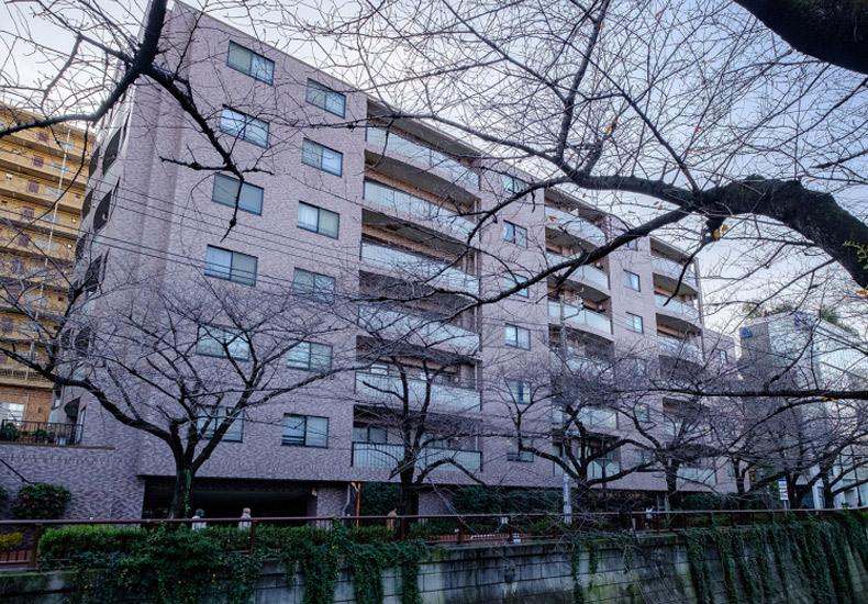 クレッセント目黒青葉台 外観 イメージ