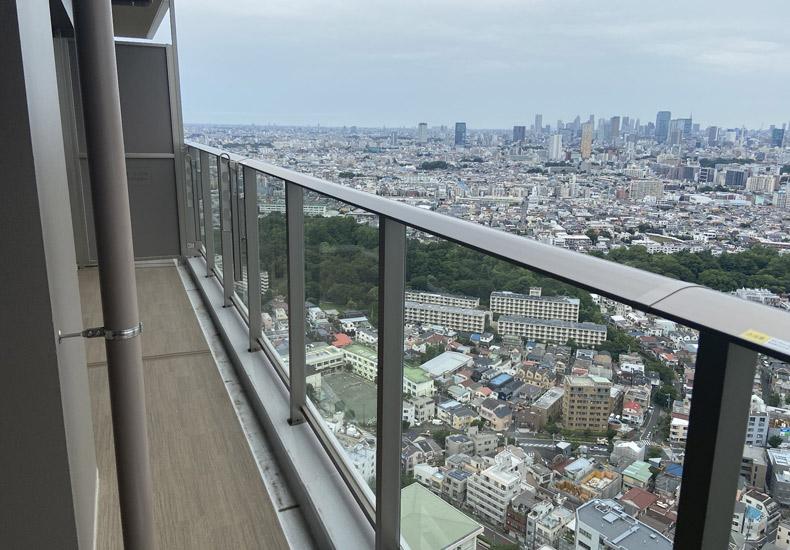 パークシティ武蔵小山 ザ タワー 眺望 イメージ