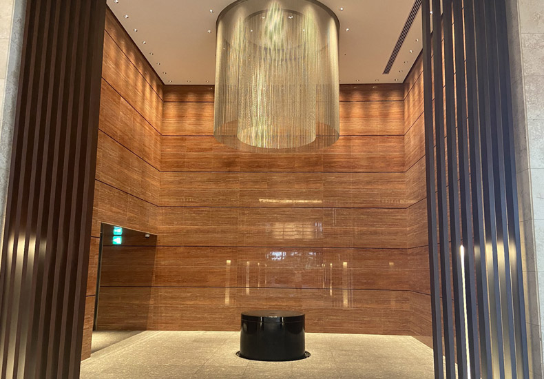 パークシティ武蔵小山 ザ タワー エントランスオブジェ イメージ