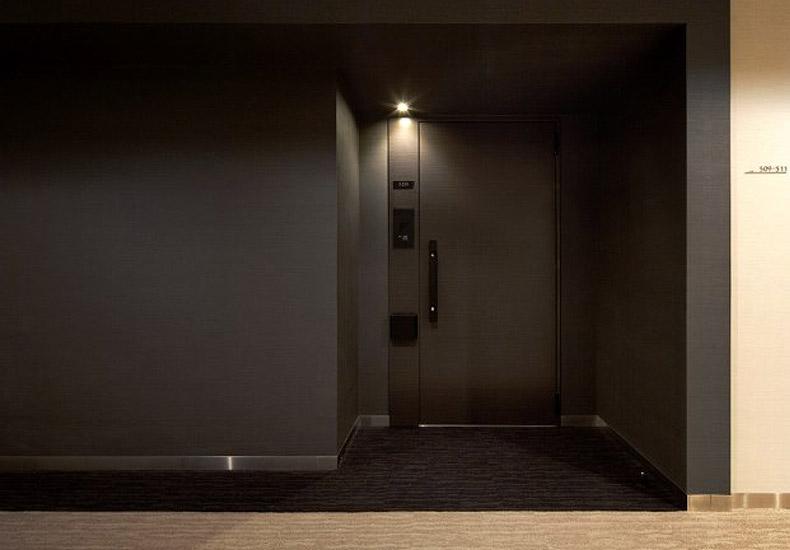 ピアース中目黒ローレルアイ 内廊下 イメージ