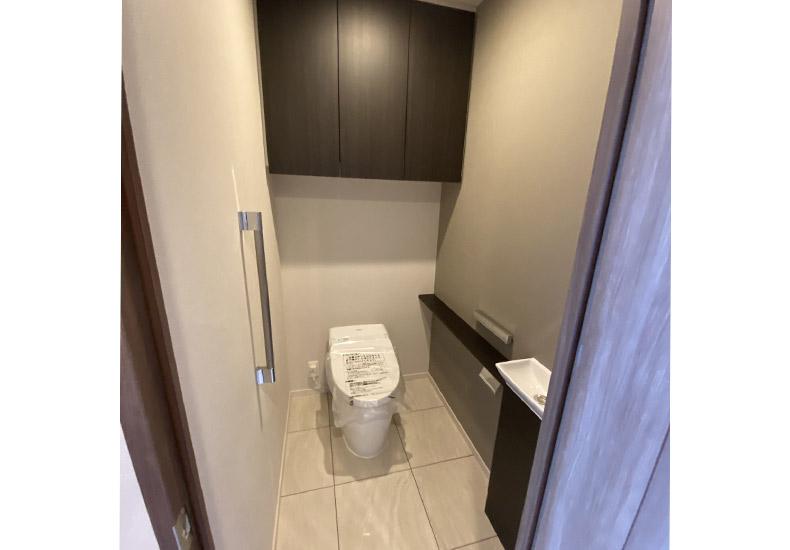 パークシティ武蔵小山 ザ タワー トイレ イメージ
