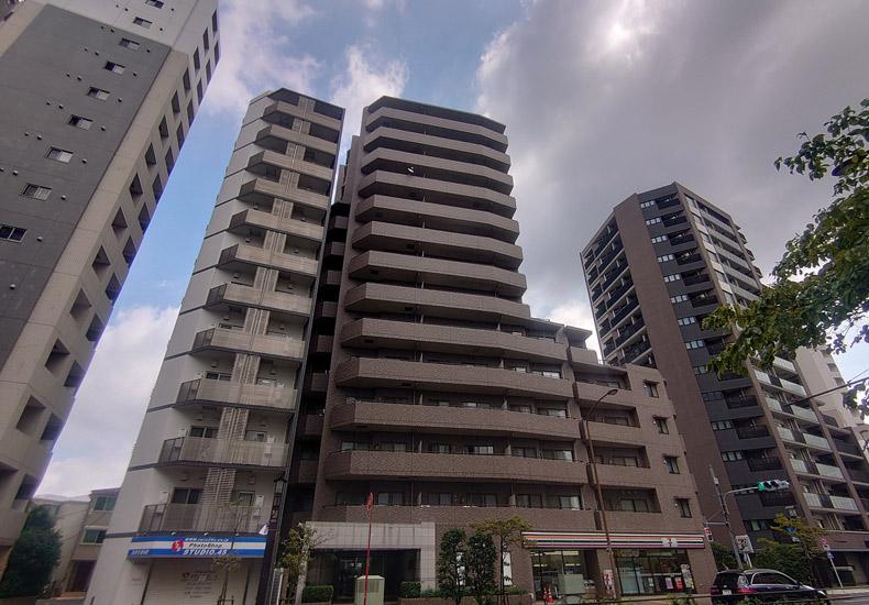 小石川パインマンション 外観 イメージ
