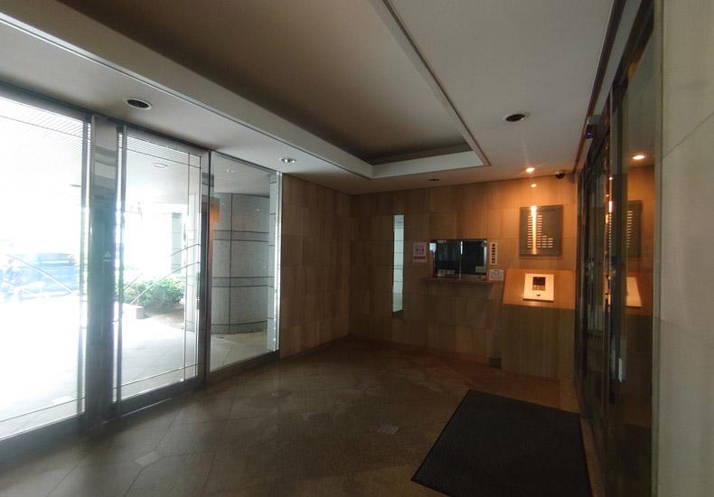 小石川パインマンション エントランス イメージ