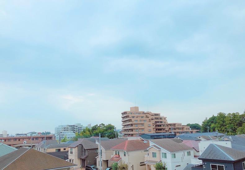 ダイアパレス北小金 南西側眺望 イメージ