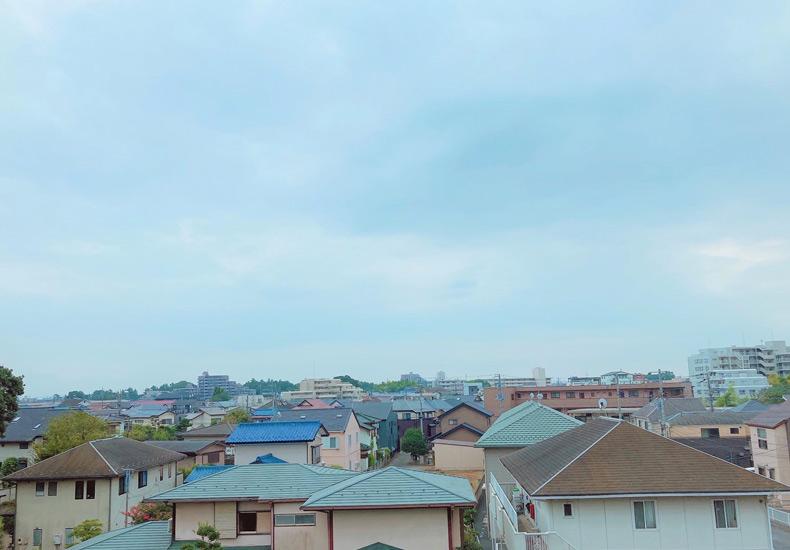 ダイアパレス北小金 南側眺望 イメージ