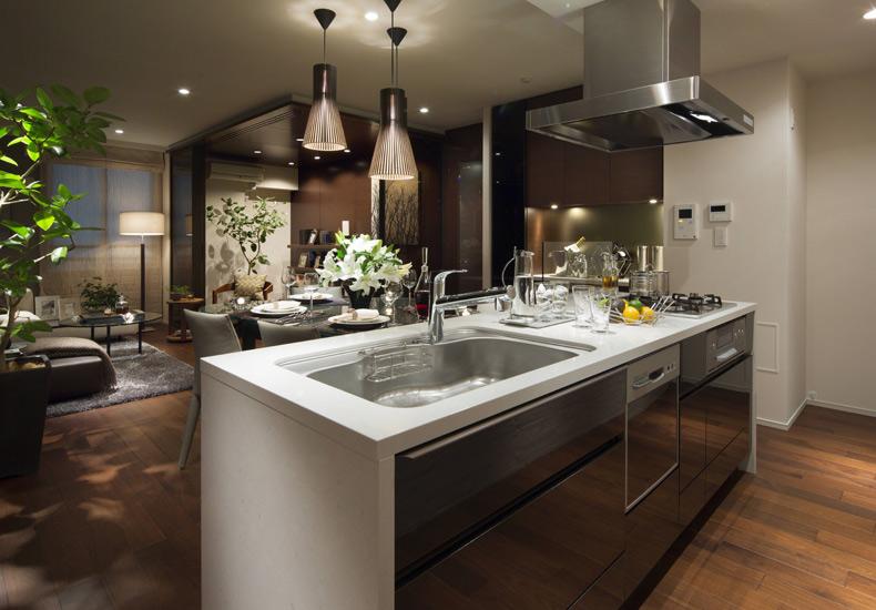 アールブラン目黒青葉台 キッチン 参考イメージ イメージ
