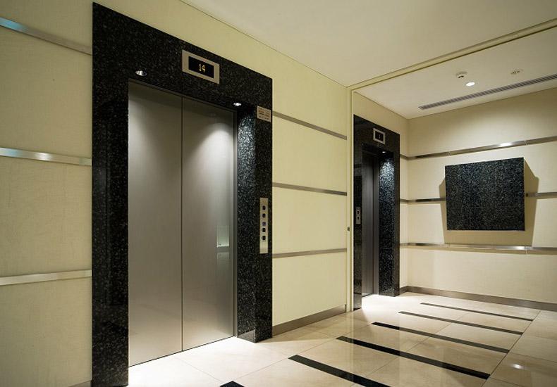 クレッセント三鷹ザ・タワー エレベーターホール イメージ